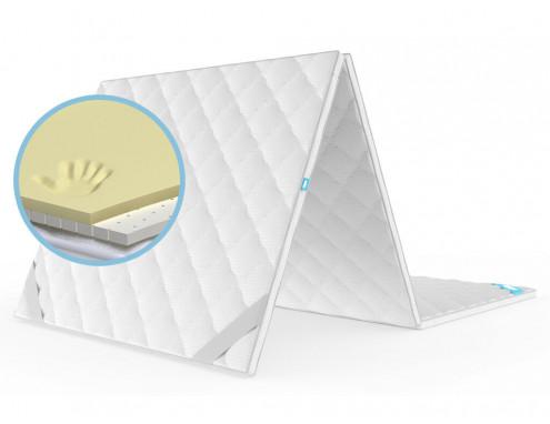 Складной наматрасник Promtex-Orient Memory 2 / Latex 2